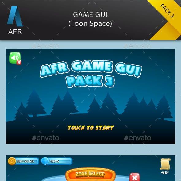 AFR Game GUI Pack 3