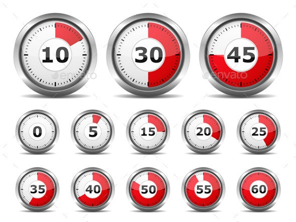 Timers - Objects Vectors