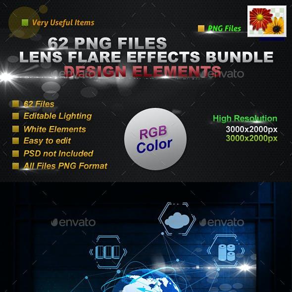 Lens Flare Effects Bundle