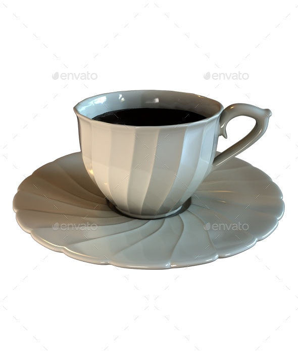 Cup - Objects 3D Renders