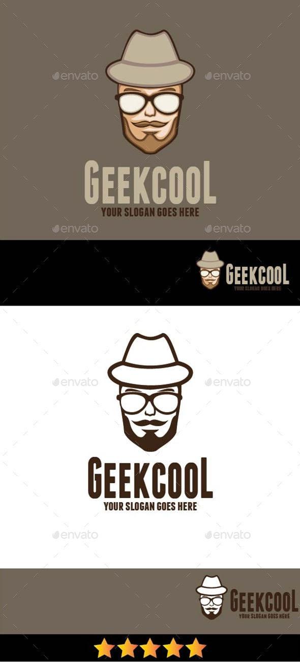 Geek Cool Logo - Humans Logo Templates