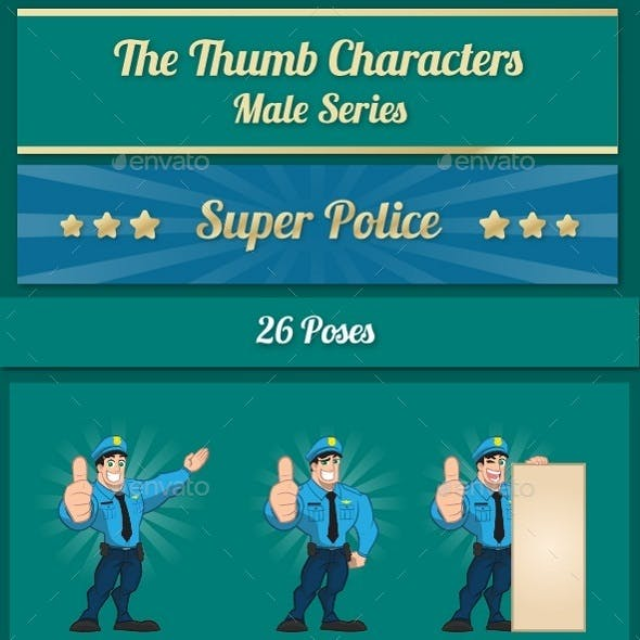 Police Gives Thumbs Up