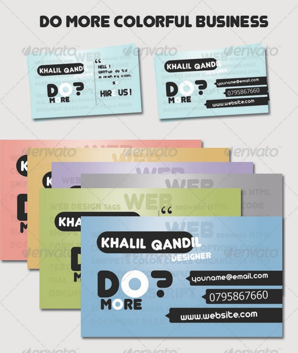 Master Clean Card Collection - Creative Business Cards