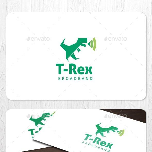 T-Rex Broadband Logo