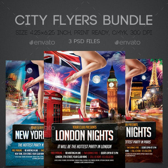 City Flyers Bundle