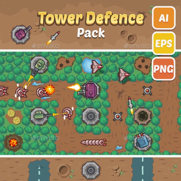 Tower Defence Pack