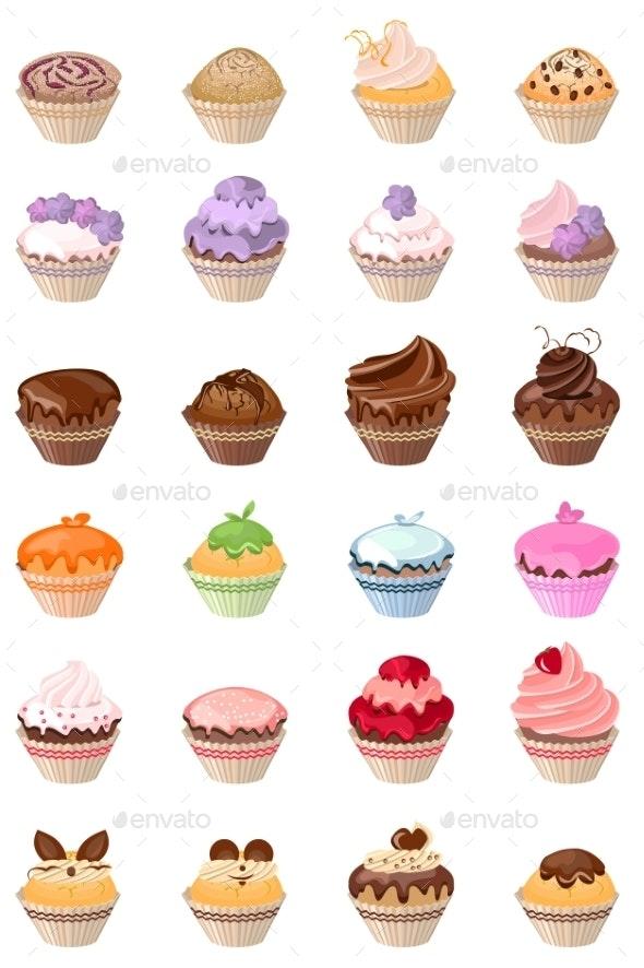 Detailed Birthday Cakes - Birthdays Seasons/Holidays