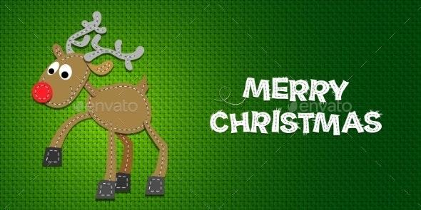 Christmas Reindeer - Christmas Seasons/Holidays