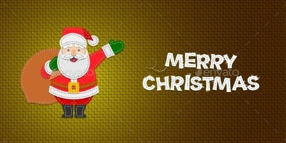 Christmas Santa Claus - Christmas Seasons/Holidays