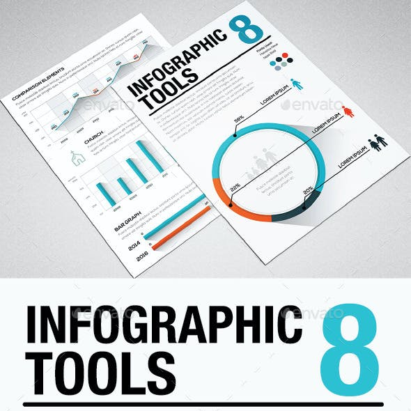 Infographic Tools 8 - People Infographics