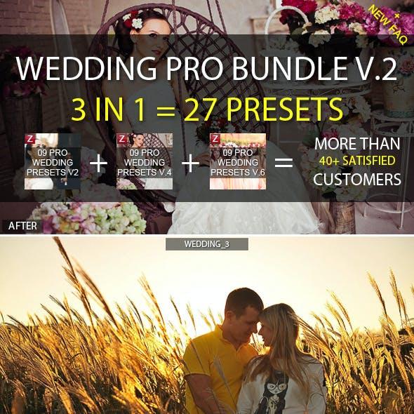 3-in-1 Pro Wedding Bundle vol.2