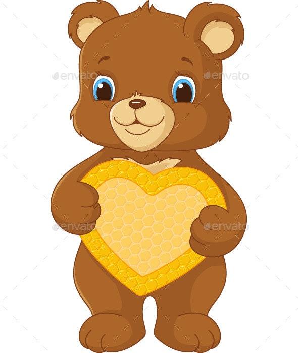 Bear - Animals Characters