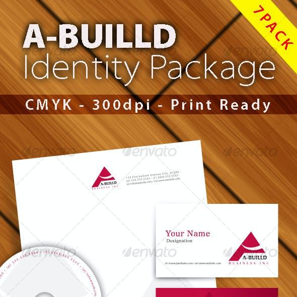 Corporate identity 7set [ Print Ready ]