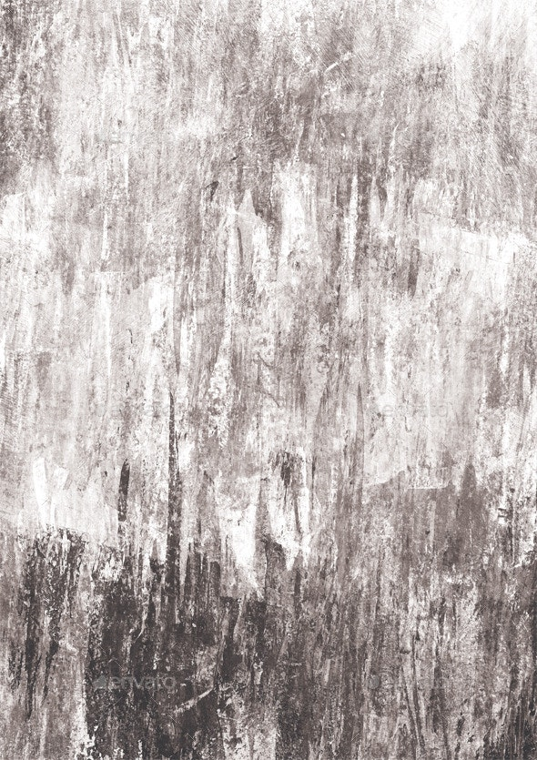 Grungy Grey Texture - Abstract Textures