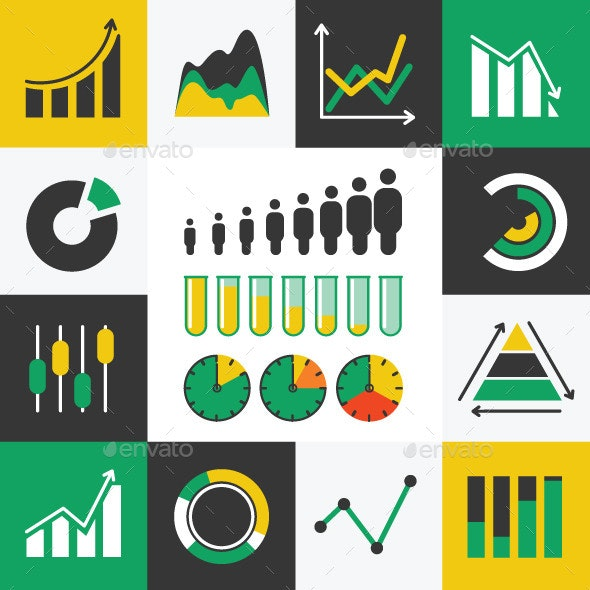 Business Infographic Icons - Business Conceptual