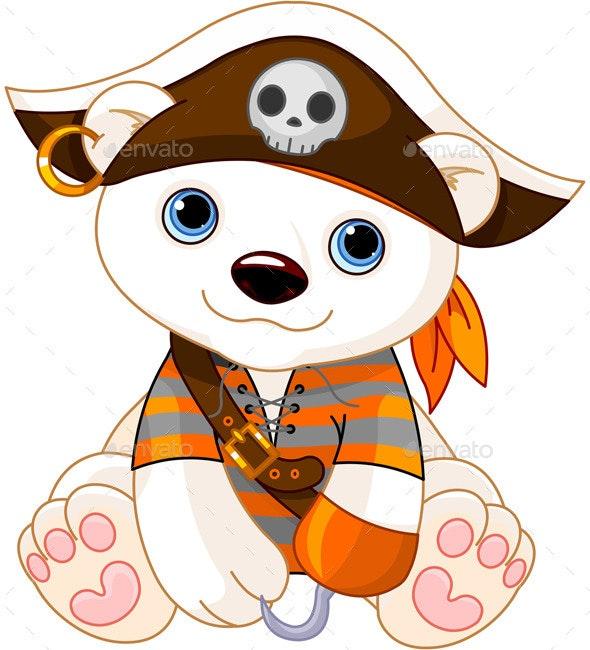 Halloween Polar Bear - Halloween Seasons/Holidays