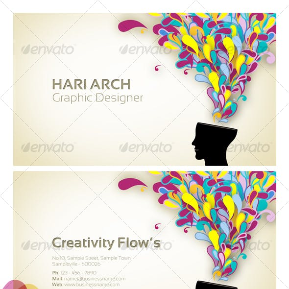 Colorful BusinessCard 2