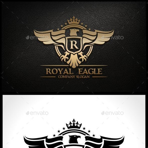 Royal Eagle Template