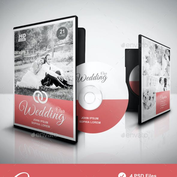 Wedding DVD & BR Cover Vol.3