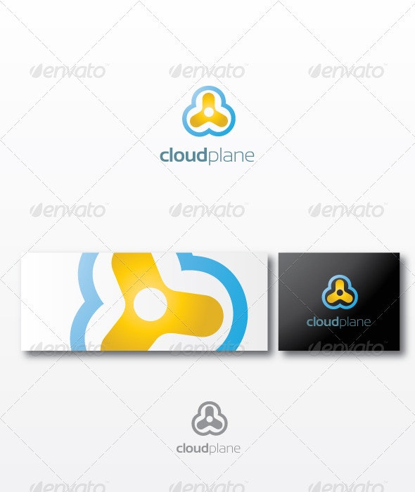 Cloudplane - Nature Logo Templates