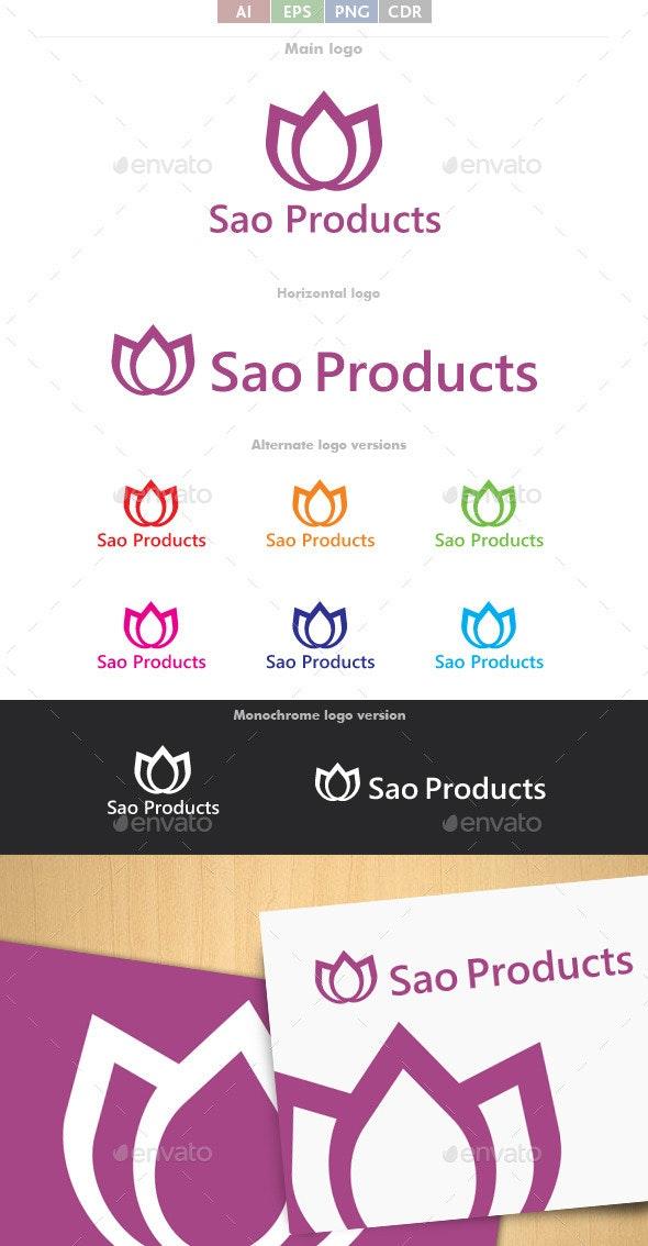 Sao Products Logo - Nature Logo Templates