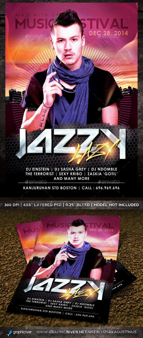 Jazzy Lazzy - Clubs & Parties Events