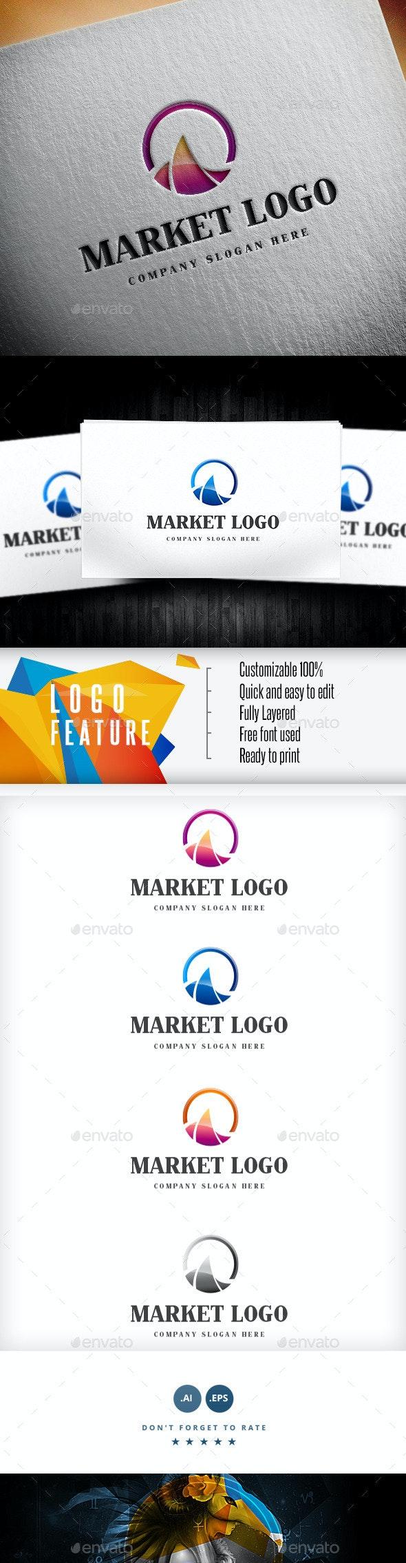 Market Logo - Logo Templates