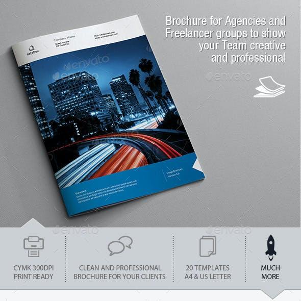 Image Brochure Template