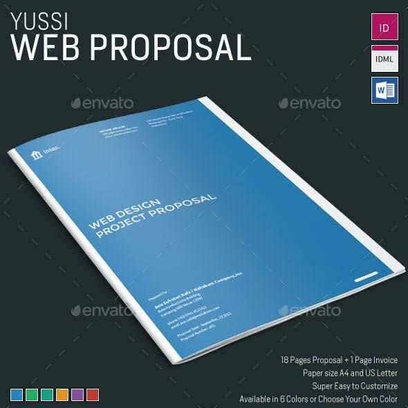 Yussi - Web Proposal