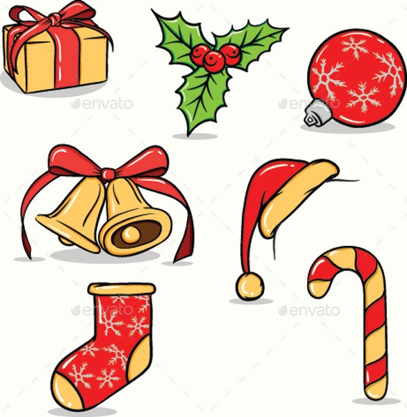 Christmas Element Vol 1 - Christmas Seasons/Holidays