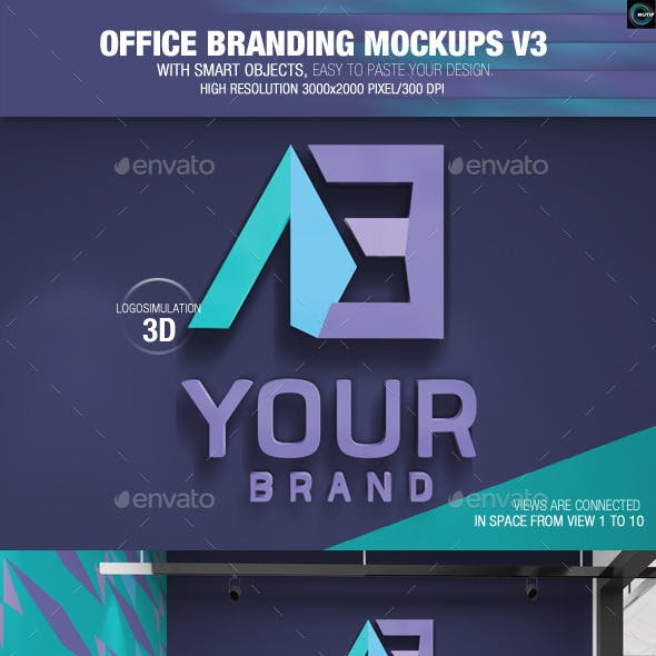 Office Branding Mockups V3