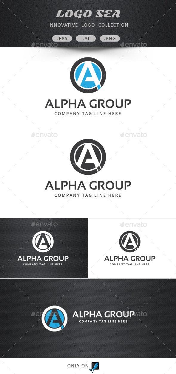 Letter A Logo Design  - Letters Logo Templates