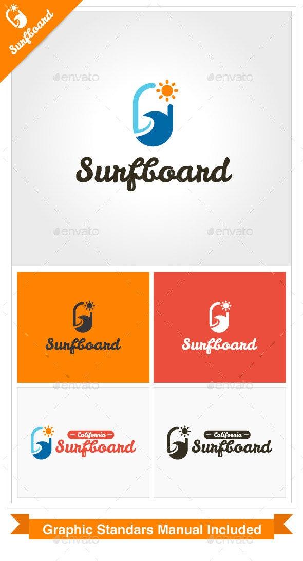 Ocean Logo - Nature Logo Templates