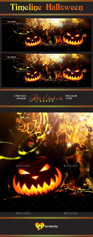 Halloween Timeline - Facebook Timeline Covers Social Media