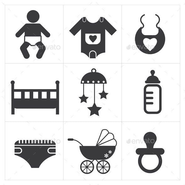 Baby Stuff Icon