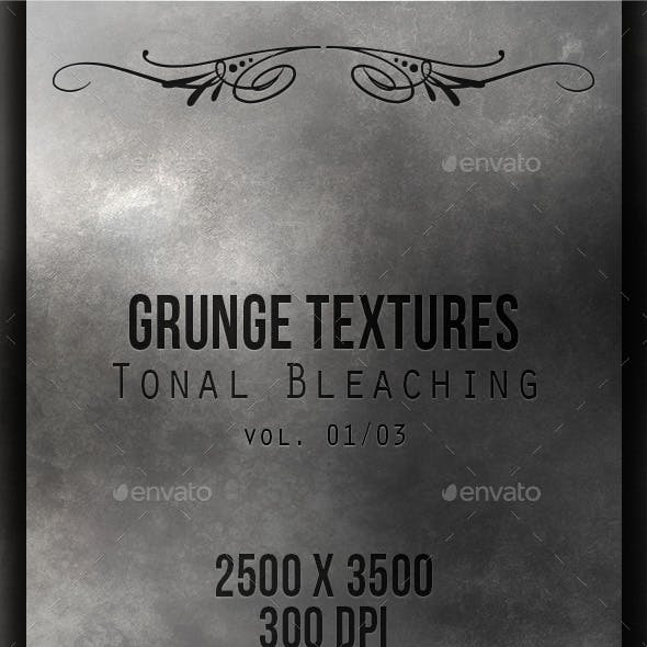 Grunge Textures - Tonal Bleaching 01