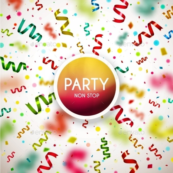 Party Non Stop - Birthdays Seasons/Holidays