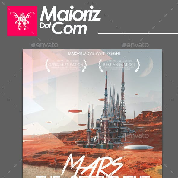 Settlement Movie Poster V2