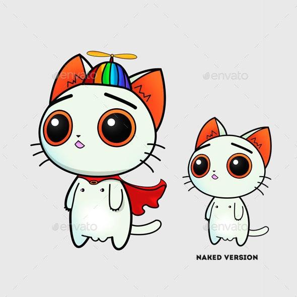 Freaky Cat - Graphics