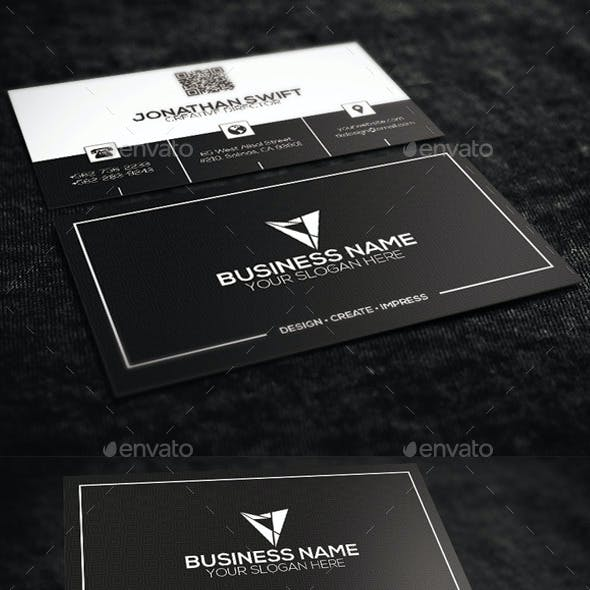 Corporate Business Card No.03