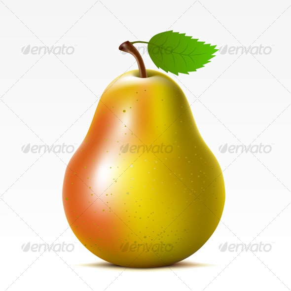 Pear - Food Objects