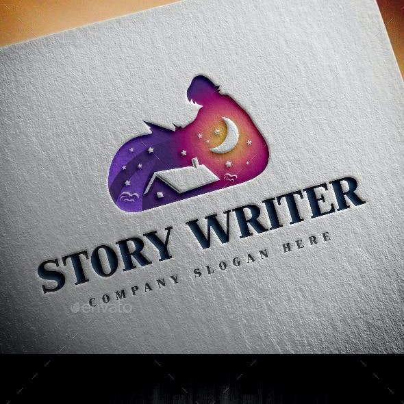 Story Writer Logo