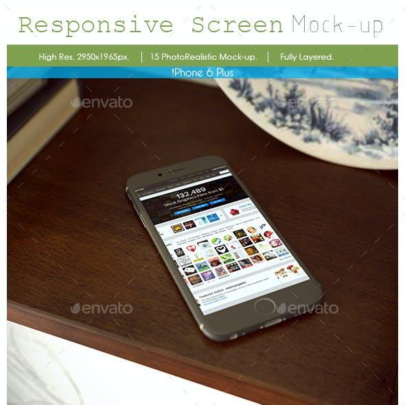 Responsive Device Mockup V2