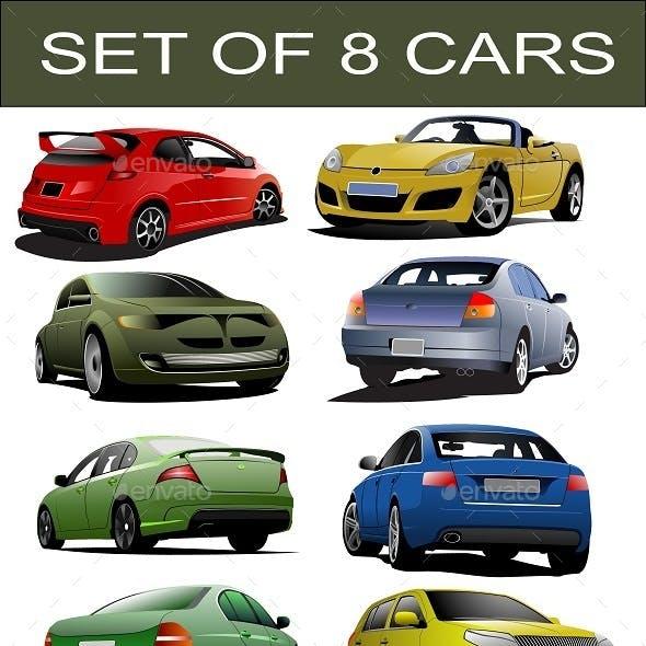 Various Car Vectors