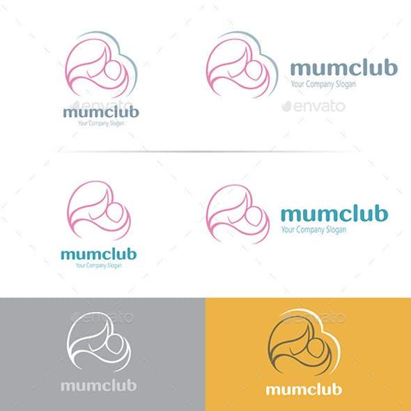 Mum Club Logo