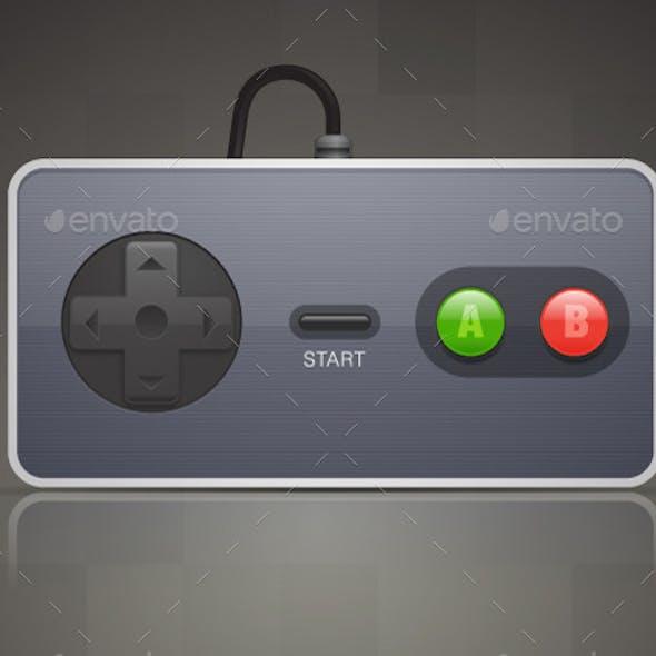 Retro Joypad