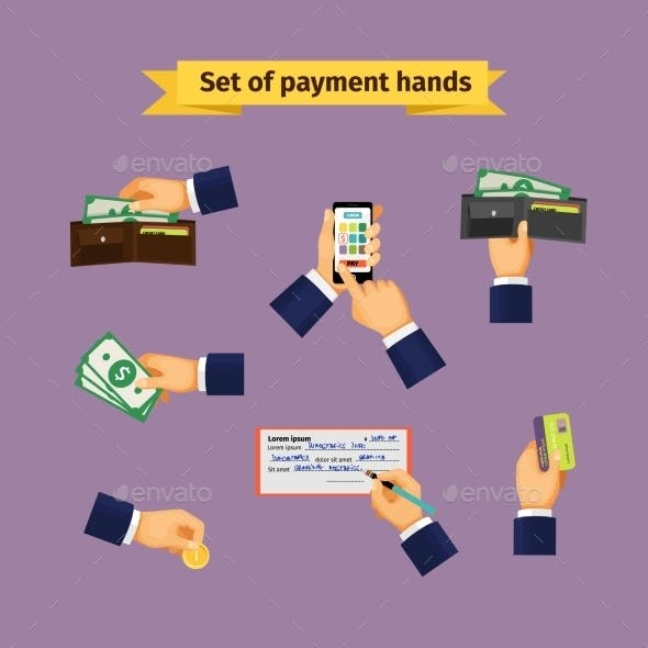 Assorted Mode of Payment Types