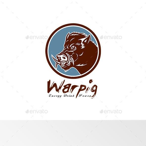 Warpig Energy Drink Logo