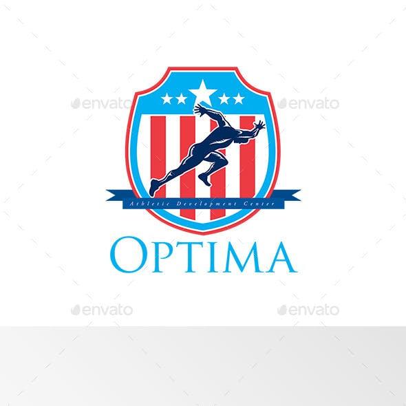 Optima Athletic Development Center Logo