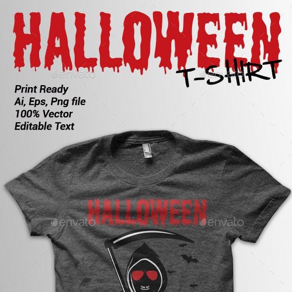 Halloween Superstar Tshirt